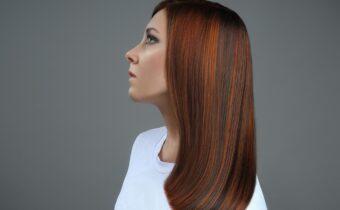 Модное 3D окрашивание волос 2021