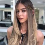 Модное окрашивание волос — 2021 на длинные волосы