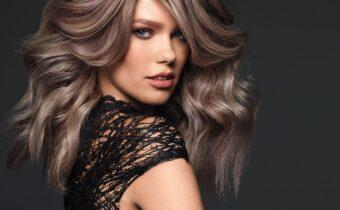 Модное окрашивание волос шиммер 2021